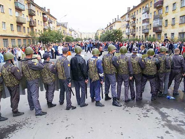 Единороссы предложили запретить осужденным за межнациональные конфликты отбывать наказание в своих регионах