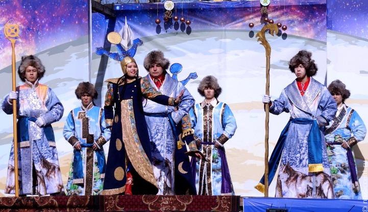 Хакасский Новый год отметят в Абакане концертом и обрядами