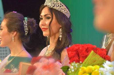 В Хакасии выбрали самую красивую девушку