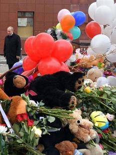 Российские регионы объявили траур в связи с пожаром в Кемерово