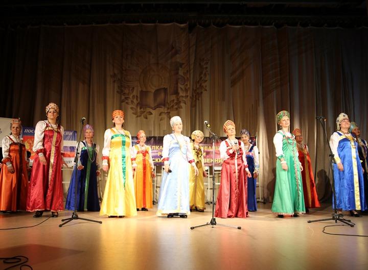 В Воронеже пройдет городской фестиваль русской песни