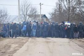 Газоснабжение в цыганском поселке почти полностью восстановили