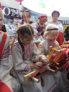 Фестиваль финно-угорских и самодийских народов начался в Санкт-Петербурге