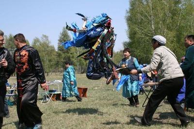 Иркутские шаманы попросят предков о хорошей зиме