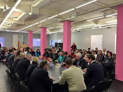 Украинские беженцы в России объединились в союз
