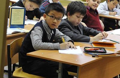 В России создадут систему обучения для детей мигрантов