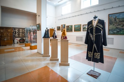 Национальный музей и восемь домов культуры откроют в Ингушетии