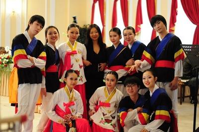 Волгоградские корейцы поделились своим опытом с зарубежной диаспорой