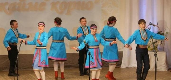 В Удмуртии провели фестиваль марийской культуры