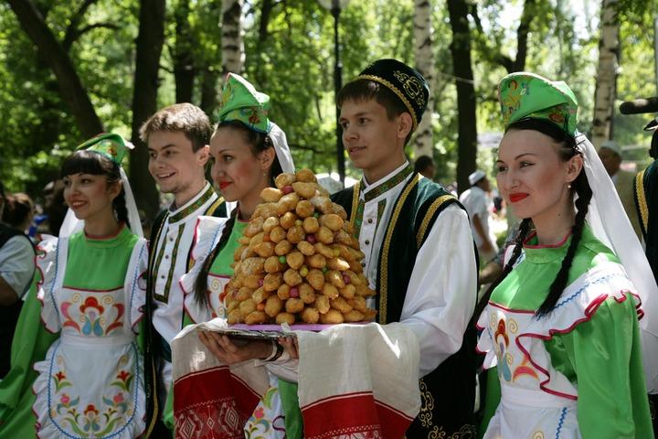 В Перми готовятся к Сабантую