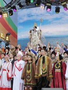 Межнациональные Дни Иркутской области в Москве посетили более 10 тыс человек