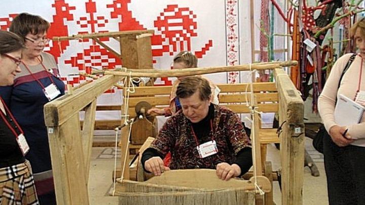 """В Перми состоялся фестиваль традиционного ткачества """"Весна. Кросна"""""""