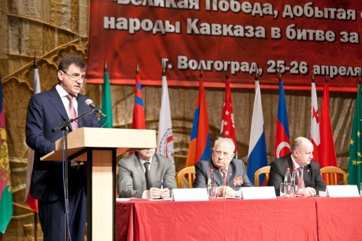 Получивший грант форум о роли народов Кавказа в освобождении Ленинграда запланирован на апрель 2014 года