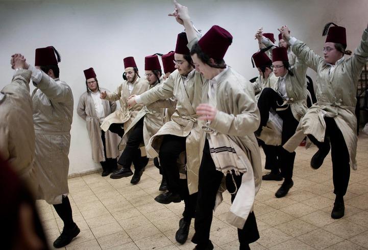 В театре Шалом отпразднуют Пурим