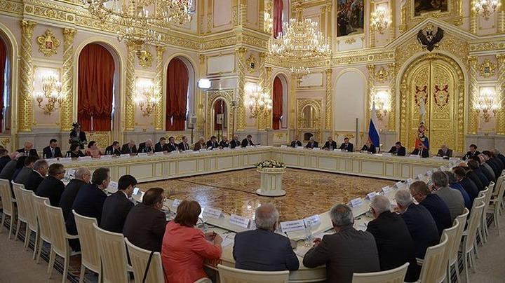 Совет по межнациональным отношениям при президенте подведет итоги года