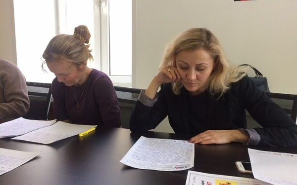 Почти 700 человек написали диктант на коми-пермяцком языке