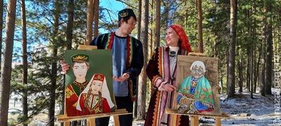 Лучшие фотографии народов России выбрали в Югре