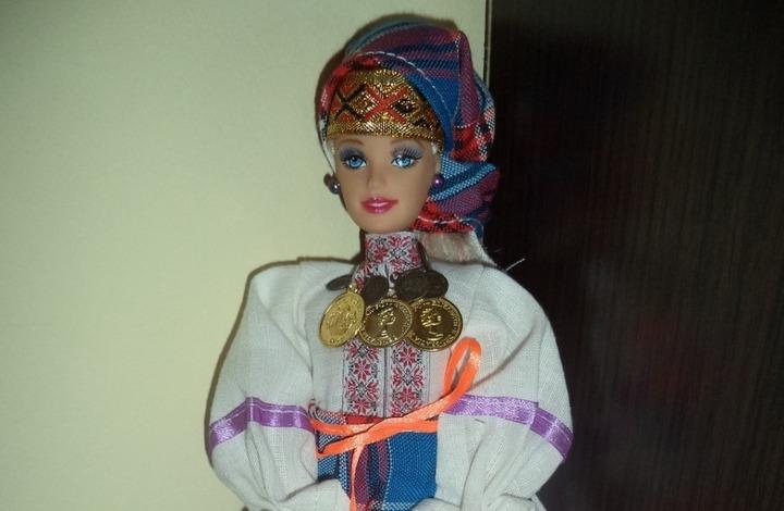 Лучшую Барби в народном костюме выбрали в Удмуртии