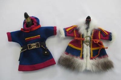 Жителей Салехарда познакомят с игрушками коренных северян