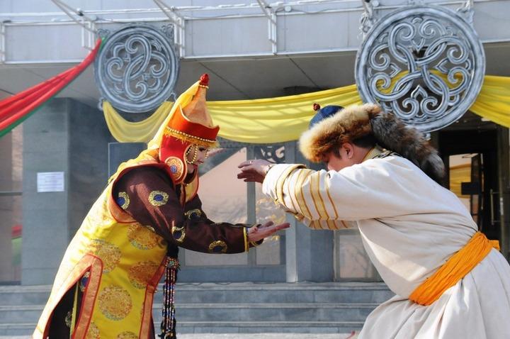 В Туве весь февраль будут готовиться к новому году