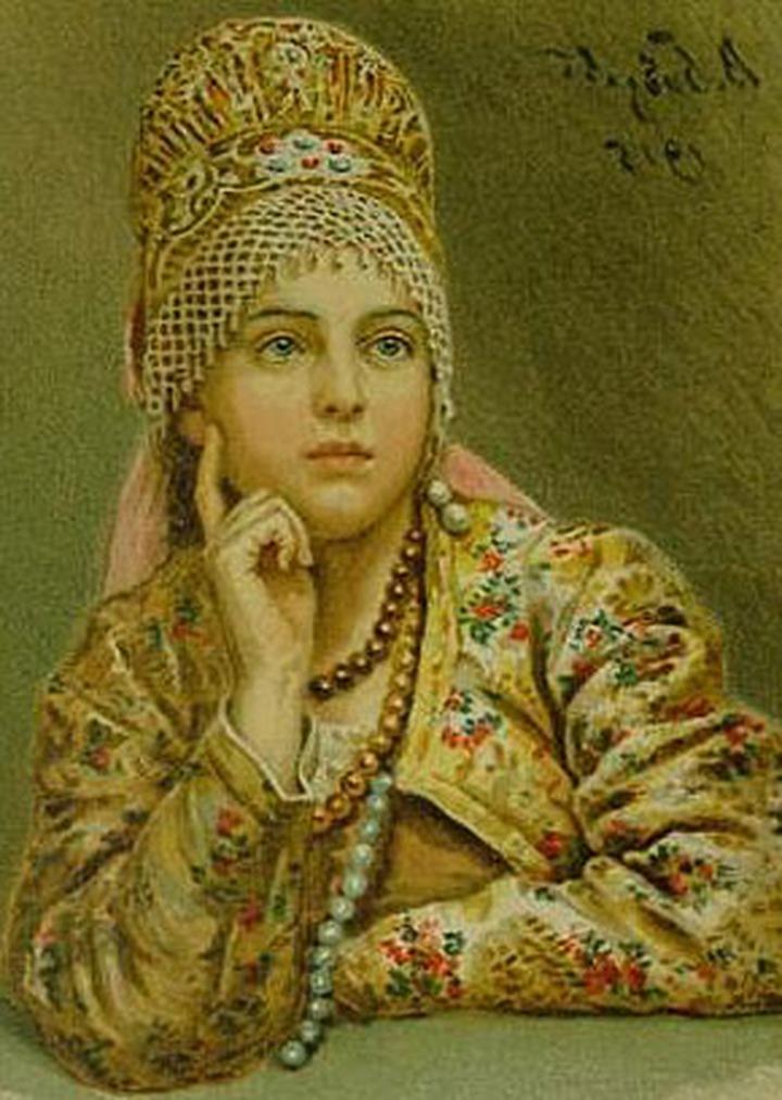 Нижегородские модницы щегольнут нарядами своих прабабушек