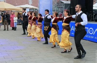 """Юбилейный фестиваль греческой культуры """"Акрополис"""" пройдет в Москве"""
