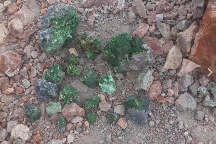 Ительменит, корякит, алеутит: ученые назвали минералы в честь народов Камчатки