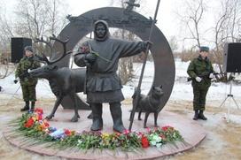 На памятник оленно-транспортным батальонам в Мурманске за три недели собрали 8,5 тысяч рублей