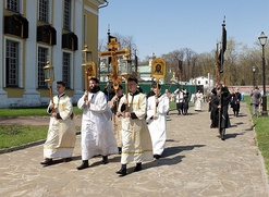 В Москве установили обелиск в память о разграбленных могилах старообрядцев