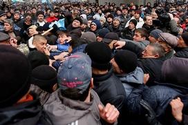 Национальные конфликты оказались одним из главных страхов россиян