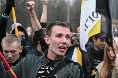 В Петербурге для националиста Калиниченко запросили четыре года колонии