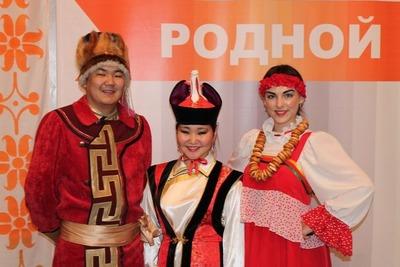 День народного единства в Хакасии отметили многонациональным фестивалем