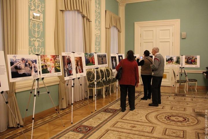 """Выставка """"Дети России"""" открылась в Москве"""
