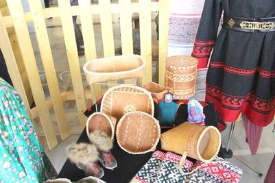 Берестяные изделия манси покажут на выставке в Екатеринбурге