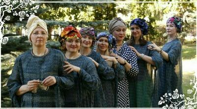 В Самаре презентовали коллекцию масок с национальным акцентом