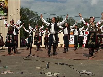 Первый международный фольклорный фестиваль прошел в Орле