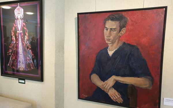 Выставка осетинских художников и скульпторов открылась в Санкт-Петербурге