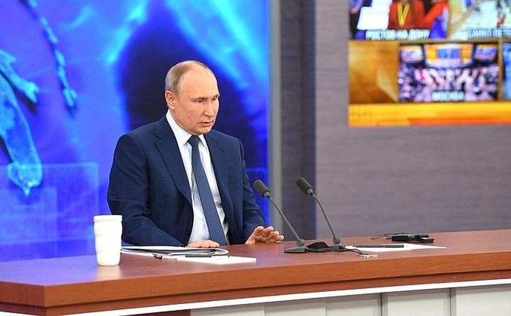 Путин: в основе российской идентичности – единение народа