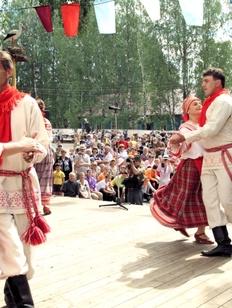 """Вепсский праздник """"Древо жизни"""" посвятят героям национальных сказок"""