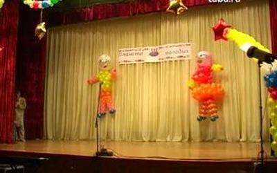 """Выступление чувашского танцевального коллектива """"Стимул"""" - """"Красавица Катунь"""""""
