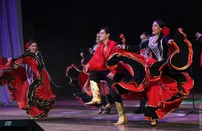Мастер-классы по цыганскому танцу пройдут на фестивале в Москве