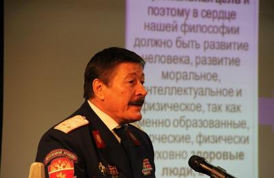 Казаки и кавказцы в Москве договорились сотрудничать для укрепления межнациональных отношений