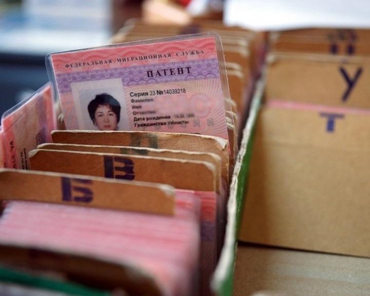 С начала года мигранты купили патентов на 29 млрд рублей
