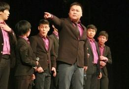Первый КВН на бурятском языке в Улан-Удэ закончился ничьей
