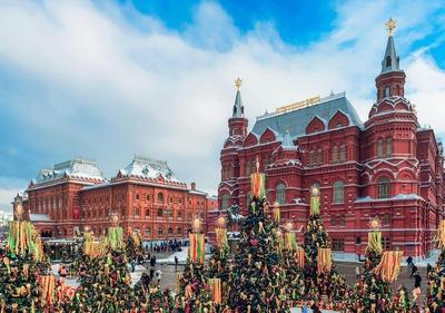 """На Масленицу в Москве откроются кулинарные """"блинные"""" школы и ремесленные мастерские"""