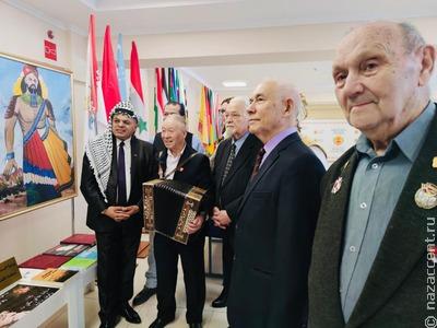 В Чувашии на празднике палестинской культуры вспоминали поэта Махмуда Дарвиша