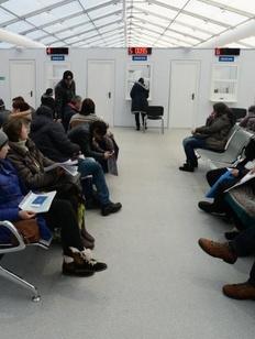 В Московском миграционном центре поставят автоматы с едой и магазины