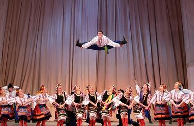 Российский ансамбль выступит с народными танцами в Испании и Португалии