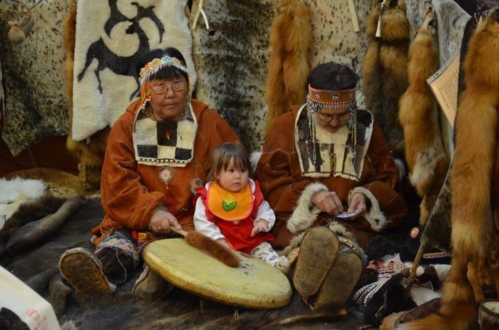 На Сахалине провели праздник коренных народов Севера