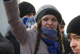 Активистка Оксана Вельва обжаловала решение суда о своем аресте